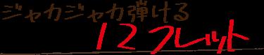 ジャカジャカ弾ける/12フレット